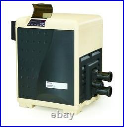 NEW Pentair MasterTemp Propane Gas 400 Pool Spa Heater 460737 LP