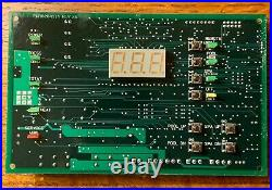 PENTAIR 472100 Pool Spa Heater Digital Temperature Control Board MiniMax Series