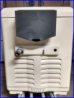 PENTAIR MASTERTEMP 400/ propane pool/spa heater 400k btu/hr 120 gpm