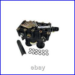 Pentair 77707-0016 Manifold Complete Replacement Kit Outdoor Pool and Spa Heater