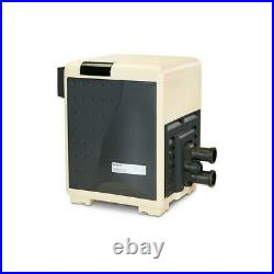 Pentair EC-462028 Natural Gas 400K Pool and Spa Heater Limited Warranty