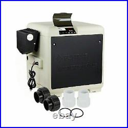 Pentair MasterTemp 125,000 BTU Natural Gas Pool & Spa Heater System (For Parts)