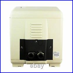 Pentair MasterTemp 125 125,000 BTU Propane Gas Compact Pool & Spa Heater System