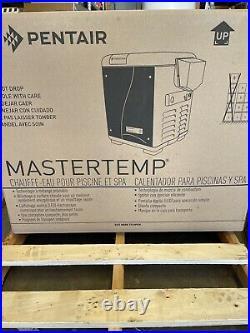 Pentair MasterTemp Natural Gas 400k Pool and Spa Heater 460736 Free shipping