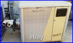 Pentair minimax pool spa heater for parts only