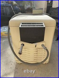 Pool Heater Pentair Master Temp 200 Spa Jacuzzi Heater
