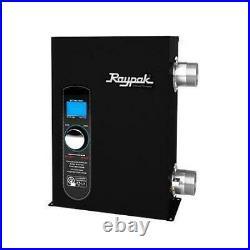 RAYPAK Model 0018 E3T Electric 3-Series Titanium Pool & Spa Heater 18kW