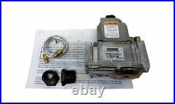Raypak 011590F Combination Gas Valve Pool Spa Heater Kit Gas Valve IID Natural