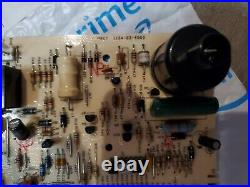 Raypak 1134-400 Pool Spa Heater Control Circuit Board 601720 1134-83-401A RP2100