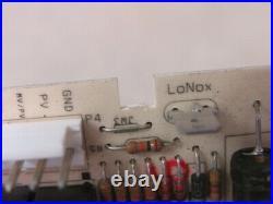 Raypak 1134-403 Pool Spa Heater Display Control Board 601769 1134-83-404A LONOX