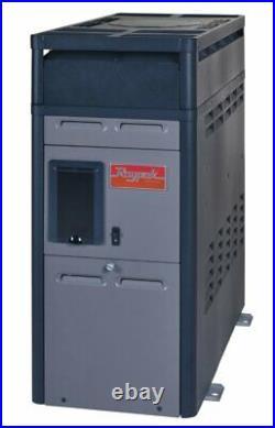 Raypak 156K BTU Swimming Pool or Spa Heater Choose Natural Gas or Propane (LP)