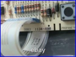 Raypak 601720 Pool Spa Heater Digital Control Circuit Board Assembly 1134-400