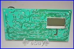 Raypak 601769 Pool/Spa Heater Control Display Board 1134-403 LoNox 1134-83-4041A