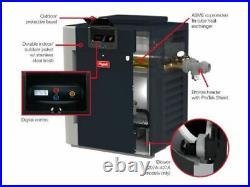 Raypak Digital ASME Natural Gas Commercial Swimming Pool Heater 009268 #49