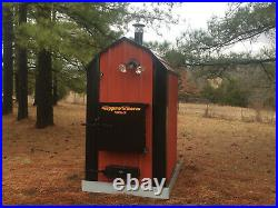 SAVE BIG! Wood POOL and SPA HEATER Outdoor/Outside Wood Burner Boiler Furnace
