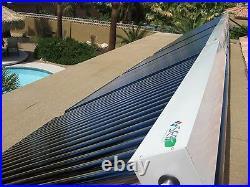 SEA Solar Swimming Pool Heater Heat Pool/Spa Four Seasons Sunheater collectors