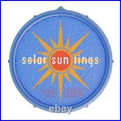 SSR1 Solar Sun Ring Swimming Pool Spa Heater 21K BTU Cover Heating SSR-1