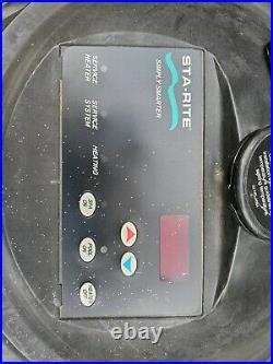 Sta Rite Max E Therm Pool and Spa heater 200,000 BTU Natural Gas