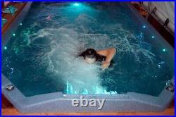 Swim Spa Exercise Pool & Spa NEW 711 x 146 x 50 high Swimming Pool & Spa