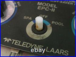 TELEDYNE LAARS E01174-01 Pool Spa Heater Thermostat Control EPC-II L8005D1005