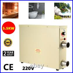 Thermostat Electric Water Heater For Swimming Pool SPA Hot Tub Tool Pro
