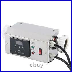 Thermostat Heater 3KW Swimming Pool Spa Electric Water Tub Hot Bath Heating 220V