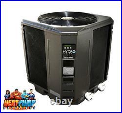 USA Hydro Royal Swimming Pool Spa Heat Pump HR HR125 Heater 122,000 BTU 6.1 COP