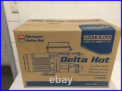 Waterco Portapac 15 amp Spa Hot Pump 1.5hp New Pool Heater 2.4kw in Box Jacuzzi